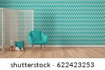scandinavian minimalist...   Shutterstock . vector #622423253