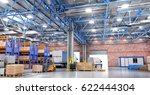 concept of warehouse. the... | Shutterstock . vector #622444304