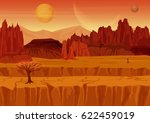 fairy game sci fi red mars...
