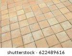 brick sidewalks background | Shutterstock . vector #622489616