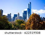central park | Shutterstock . vector #622519508