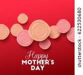 happy mothers day background... | Shutterstock .eps vector #622530680
