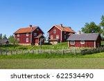 Old Idyllic Farm In The...