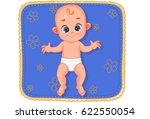 vector illustration of cute...   Shutterstock .eps vector #622550054