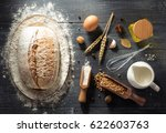 Bread And Bakery Products On...