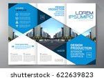 business brochure. flyer design.... | Shutterstock .eps vector #622639823