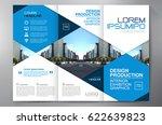 business brochure. flyer design.... | Shutterstock .eps vector #622639823
