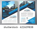 business brochure. flyer design.... | Shutterstock .eps vector #622639838
