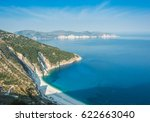 summer vacation  greece ionian... | Shutterstock . vector #622663040