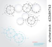 gears | Shutterstock .eps vector #622684763