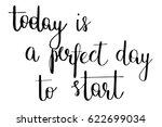 modern calligraphy phrase...   Shutterstock .eps vector #622699034
