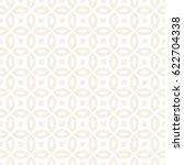 vector seamless subtle... | Shutterstock .eps vector #622704338