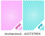template background before and... | Shutterstock .eps vector #622737854