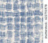 vector tie dye seamless pattern.... | Shutterstock .eps vector #622751978