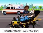 a vector illustration of female ... | Shutterstock .eps vector #622759154
