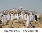 mecca  saudi arabia  september... | Shutterstock . vector #622783028