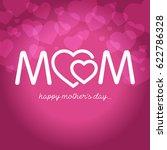 mother's day | Shutterstock .eps vector #622786328
