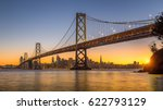 classic panoramic view of san... | Shutterstock . vector #622793129