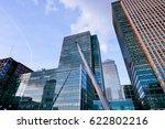 london office building... | Shutterstock . vector #622802216