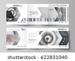 set of business templates for... | Shutterstock .eps vector #622831040