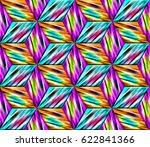 seamless pattern for tiles ... | Shutterstock . vector #622841366