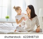happy mother's day  child... | Shutterstock . vector #622848710