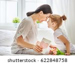 happy mother's day  child... | Shutterstock . vector #622848758