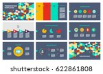 page layout template for... | Shutterstock .eps vector #622861808