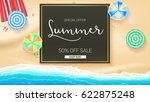 advertising banner sales with...   Shutterstock .eps vector #622875248