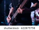 Rock Music Background  Bass...