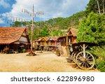 scenic view of the cu lan... | Shutterstock . vector #622896980