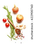 mediterranean food and drink... | Shutterstock . vector #622900760