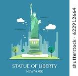 Statue Of Liberty.vector...