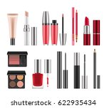 set of packages for decorative... | Shutterstock .eps vector #622935434