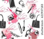 Seamless Fashion And Cosmetics...
