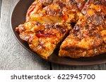tortilla de patatas. spanish... | Shutterstock . vector #622945700