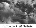 cloudy sky. soft focus and... | Shutterstock . vector #622961444