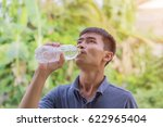 drink thirst | Shutterstock . vector #622965404
