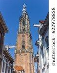 medieval church tower onze... | Shutterstock . vector #622978838