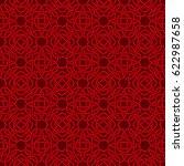 celtic seamless pattern in...   Shutterstock .eps vector #622987658