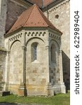 Small photo of Romanesque church in Ócsa, Hungary
