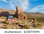 southwestern bolivia   april 16 ... | Shutterstock . vector #623073494