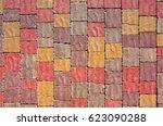 Pavement Cobblestone Blocks Of...