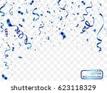 abstract background celebration ... | Shutterstock .eps vector #623118329