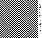 vector seamless pattern.... | Shutterstock .eps vector #623139164