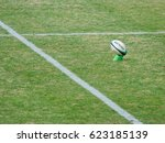 Rugby Ball Setting Position