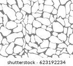 Vector Illustration. Stones...