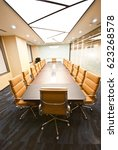 modern company meeting room | Shutterstock . vector #623268578