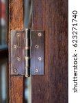 Hinges Door Wood Interior...