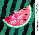 """summer sale"" hand written... 